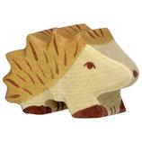 Holztiger Igel klein