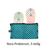 Bloom & Nora Nora Probierset Slipeinlagen StayDry