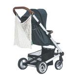 KeepJar gehäkelte Kinderwagentasche