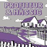 Profiteur / Hässig - Split-LP
