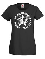 Animal Liberation Human Liberation -