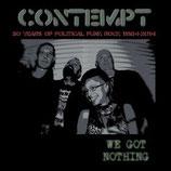 Contempt - We got nothing