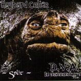 Hagbard Celine / D.V.A. Split LP