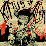 Raptus di Follia / Pest Control - Split-LP