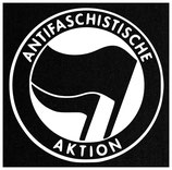 Antifaschistische Aktion - Logo