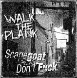 Walk the Plank / Dashcoigne - Split-EP