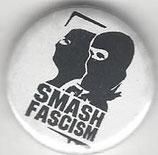 Smash Fascism weiß