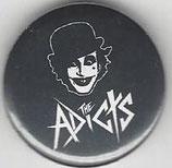 Adicts, The - Joker schwarz