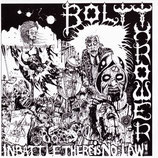 Bolt Thrower - In Battel there is no Law