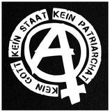 Kein Gott kein Staat kein Patriarchat