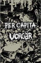 Per Capita / Vorgär - Split-Tape