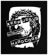 Keep Jesus out of Hardcore