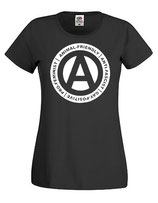 Animal Friendly / Anti-Fascist / Gay Positive / Pro Feminist
