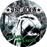 Pestpocken - No Love for a Nation - Picture-LP