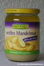 Mandelmus weiß BIO 500g