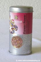 Flower Power, Gewürz-Blüten-Zubereitung BIO