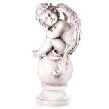 RING516 Engel Figur schläft