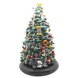RI858306 Spieluhr Weihnachtsbaum