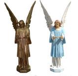RINO288 Engel Figur lebensgroß