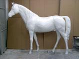 121000 Pferde Figur lebensgroß (Rohling)