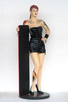 2768VH Sexy Lady Tattoo