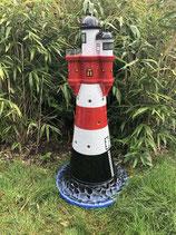 30180-B Leuchtturm Figur doppel Licht Maritime Figur