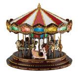 RI19790 Spieluhr Marquee Deluxe Carousel