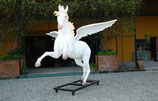 2637VH Pegasus Figur lebensgroß