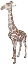 GZZ006 Giraffe Figur normal