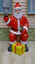RISW03 Weihnachtsmann Figur