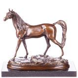 RIBT455 Bronzefigur Pferd