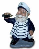 RIM122 Kapitän Figur mit Fernglas Maritime Figur