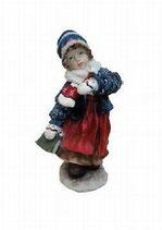 151080 Winterkind Figur Mädchen