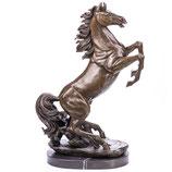 RIYB316 Bronzefigur Pferd