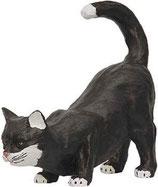 15130 Katze Figur streckend