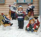 151120 Winterkinder Figuren Set
