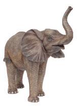 130020 Elefant Figur steht