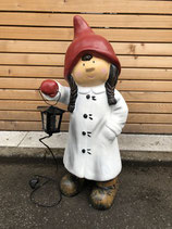 RIC352 Winterkind Figur Mädchen lustig