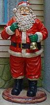 RI915 Weihnachtsmann Figur
