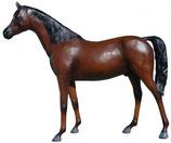 GBC004 Pferd Figur lebensgroß