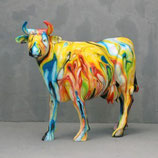3280 VH Kuh Figur lebensgroß