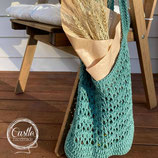 Farmhouse Market Bag Crochet Kit