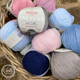Sirdar 'Snuggly 100% Cotton' 8ply