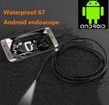 Android 7mm エンドスコープ LED付