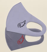 オリジナルプリントマスク【羽】