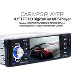 カーオーディオ(FM/AUX/SD/USB/MP3/Bluetooth)No2