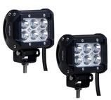 LEDワークライト 18w横型/LED作業灯 サーチ 12V/24V CREE