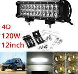 LEDワークライト 120w横型/LED作業灯 サーチ 12V/24V CREE