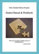 Student Manual & Workbook ADHD