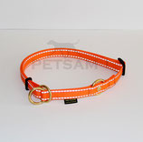 """Safe"" Halsband Zuzieher verstellbar 20mm, Messing"